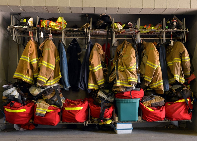 Firefighters Struggle with Painkiller Addiction
