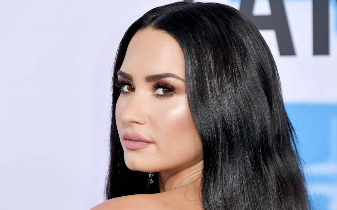 DEMI LOVATO TALKS THE IMPORTANCE OF ONE DAY AT A TIME AND TURNING OVER HER LIFE TO A HIGHER POWER