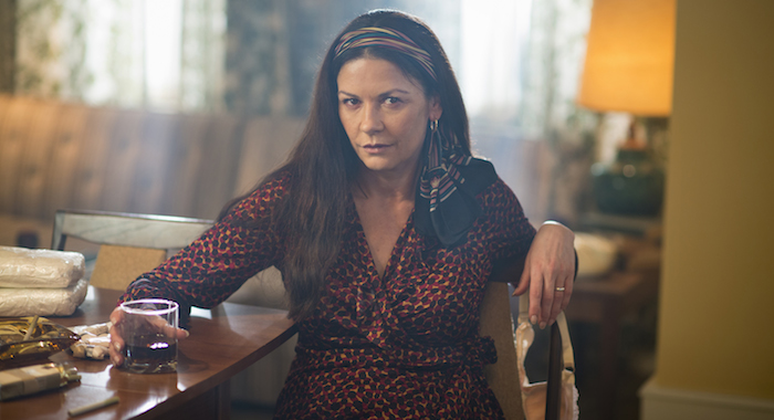 CATHERINE ZETA-JONES ON PLAYING A COCAINE GODMOTHER